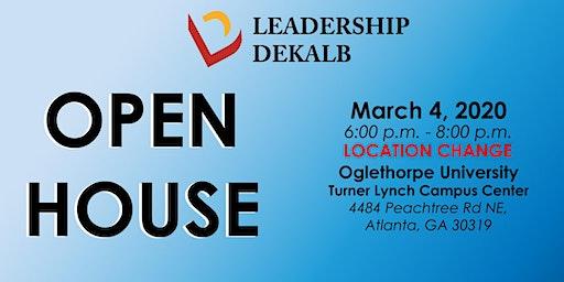 Leadership DeKalb Class of 2021 North DeKalb Open House