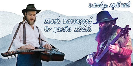 Mark Lavengood & Justin Avdek Duo tickets