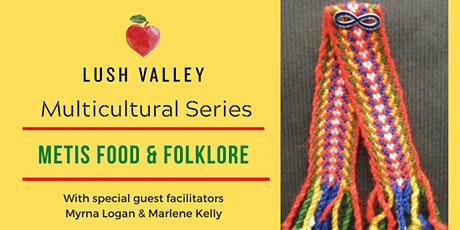 Metis Food & Folklore Workshop - March 13 tickets