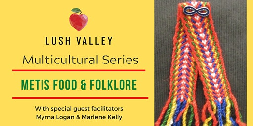Metis Food & Folklore Workshop - March 13