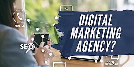 What Do Digital Marketing Agencies Do? - London tickets