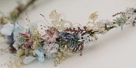 Preserved Flower Crown Workshop  tickets