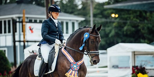 Dressage Clinic with Karin Persson