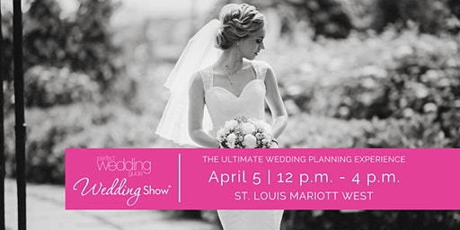 PWG Spring Wedding Show   April 5, 2020   St. Louis Marriott West