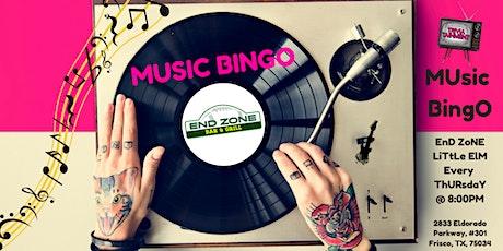MUsic BingO at EnD ZoNE LiTtLe ElM tickets