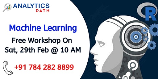 Its Time To Register For Machine Learning Free Interactive Session