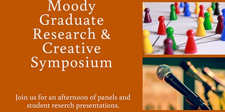 Moody Graduate Research Symposium tickets