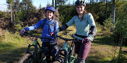 International Women's Day @Laggan Wolftrax with Liz Gilmour of The School of Flow