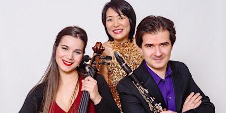 Trio Confero~Clarinet Trios tickets