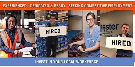 MaxAbility Reverse Job Fair tickets