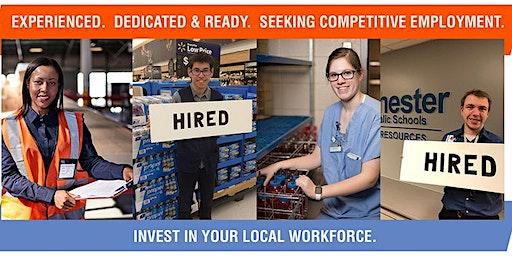 MaxAbility Reverse Job Fair