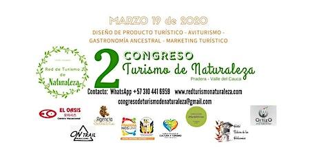 2 CONGRESO DE TURISMO DE NATURALEZA entradas