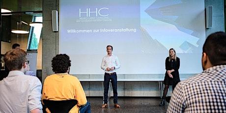 Infoabend für Studenten aus Düsseldorf - Heinrich Heine Consulting tickets