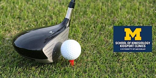 KidSport Clinic - Golf