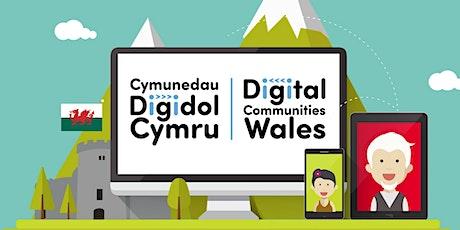 Cefnogi cynhwysiant digidol / Supporting digital inclusion tickets