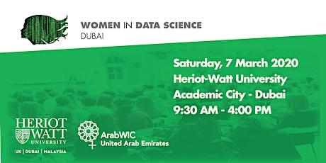 Women in Data Science (WiDS) Dubai 2020 tickets
