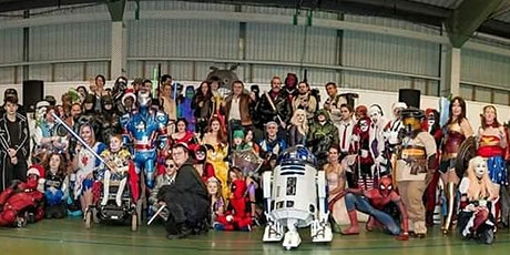 Wigan Comic Con 2020 tickets