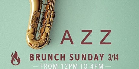 OUR FIRST JAZZ SUNDAY BRUNCH PARTY! tickets