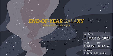 Welcome to the GALAxy: Hosted by BUGS x MISA x MPSA x SSA tickets