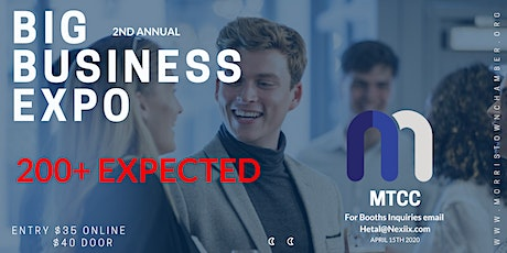 Annual Big Business Networking Expo (200+ EXPECTED) tickets
