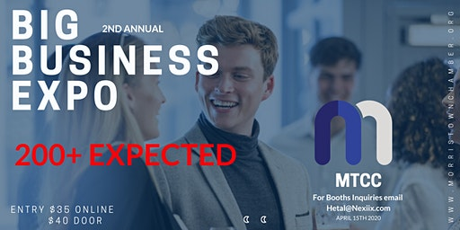 Annual Big Business Networking Expo (200+ EXPECTED)