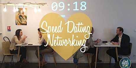 SPEED-DATING & NETWORKING billets