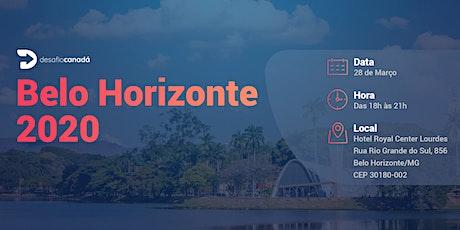 Desafio Canadá Belo Horizonte 2020 ingressos