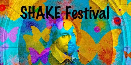SHAKE Festival 2020 tickets