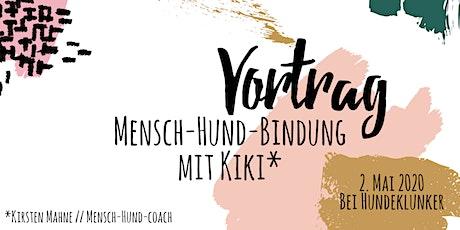 Vortrag // Hund-Mensch-Bindung tickets