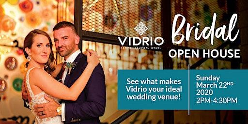 Vidrio Bridal Open House: A Unique Venue for a Unique Love Story