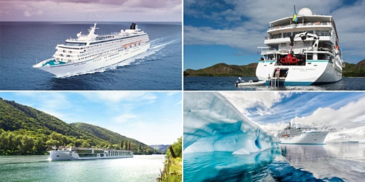 Open House with Crystal Cruises