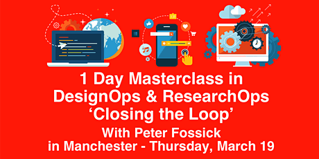 DesignOps & ResearchOps - Closing The Loop tickets