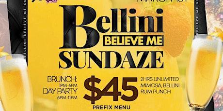Bellini Brunch Sundaze at Hudson Station NYC tickets