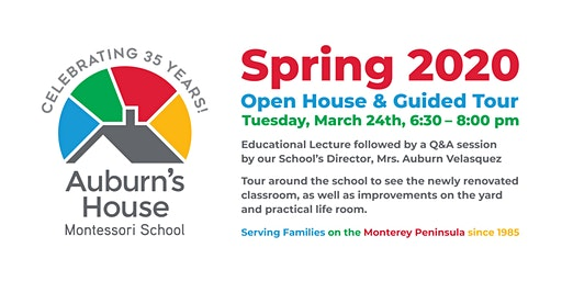 Spring 2020 Open House & Guided Tour