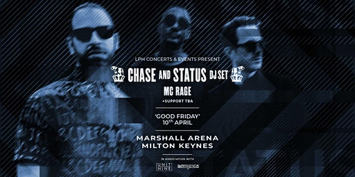 Chase & Status DJ Set | Milton Keynes