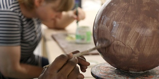 Beginners Pottery Course - 8 Weeks: Monday Evening 5:00pm- 6:30pm (Spring)