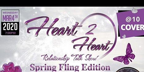 Heart 2 Heart: Spring Fling Edition  tickets