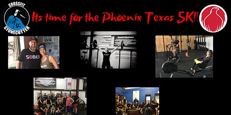 The Phoenix / CrossFit Stonecutter 5K tickets