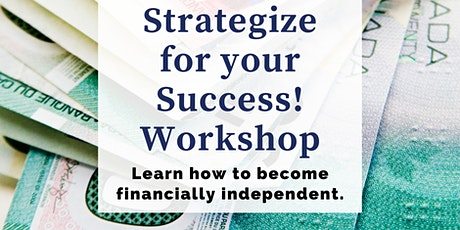 Strategize for your Success! Workshop tickets