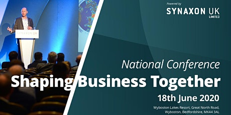 Synaxon National Conference 2020 tickets