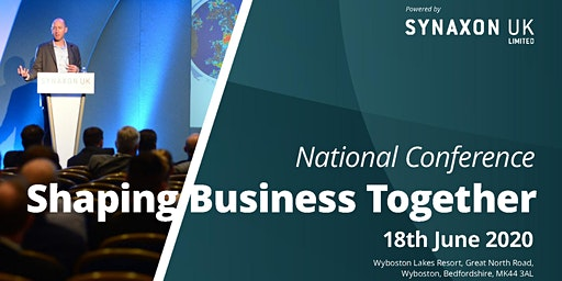 Synaxon National Conference 2020