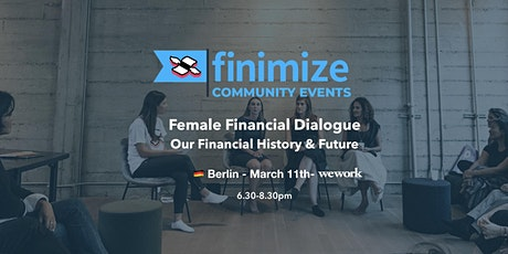 Female Financial Dialogue   Berlin Tickets