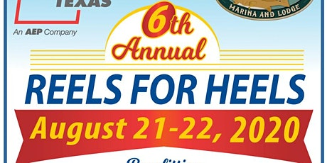 6th Annual Reels for Heels Fishing Tournament presented by AEP Texas tickets