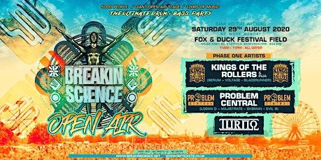 Breakin Science Open Air tickets