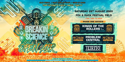 Breakin Science Open Air
