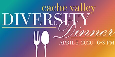Cache Valley Diversity Dinner tickets