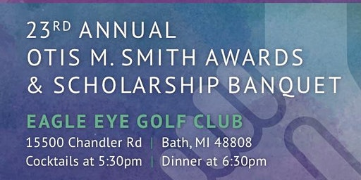 Davis Dunnings Bar Association 23rd Otis Smith Scholarship Banquet