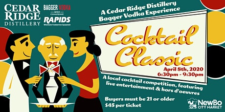 2020 Cocktail Classic tickets