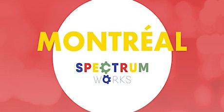 Spectrum Works 2020: Montréal tickets