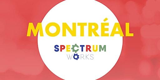 Spectrum Works 2020: Montréal